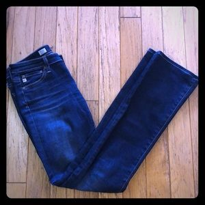 AG Adriano Goldschmied Olivia Skinny Bootcut Jeans